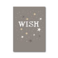 Wenskaart Wish