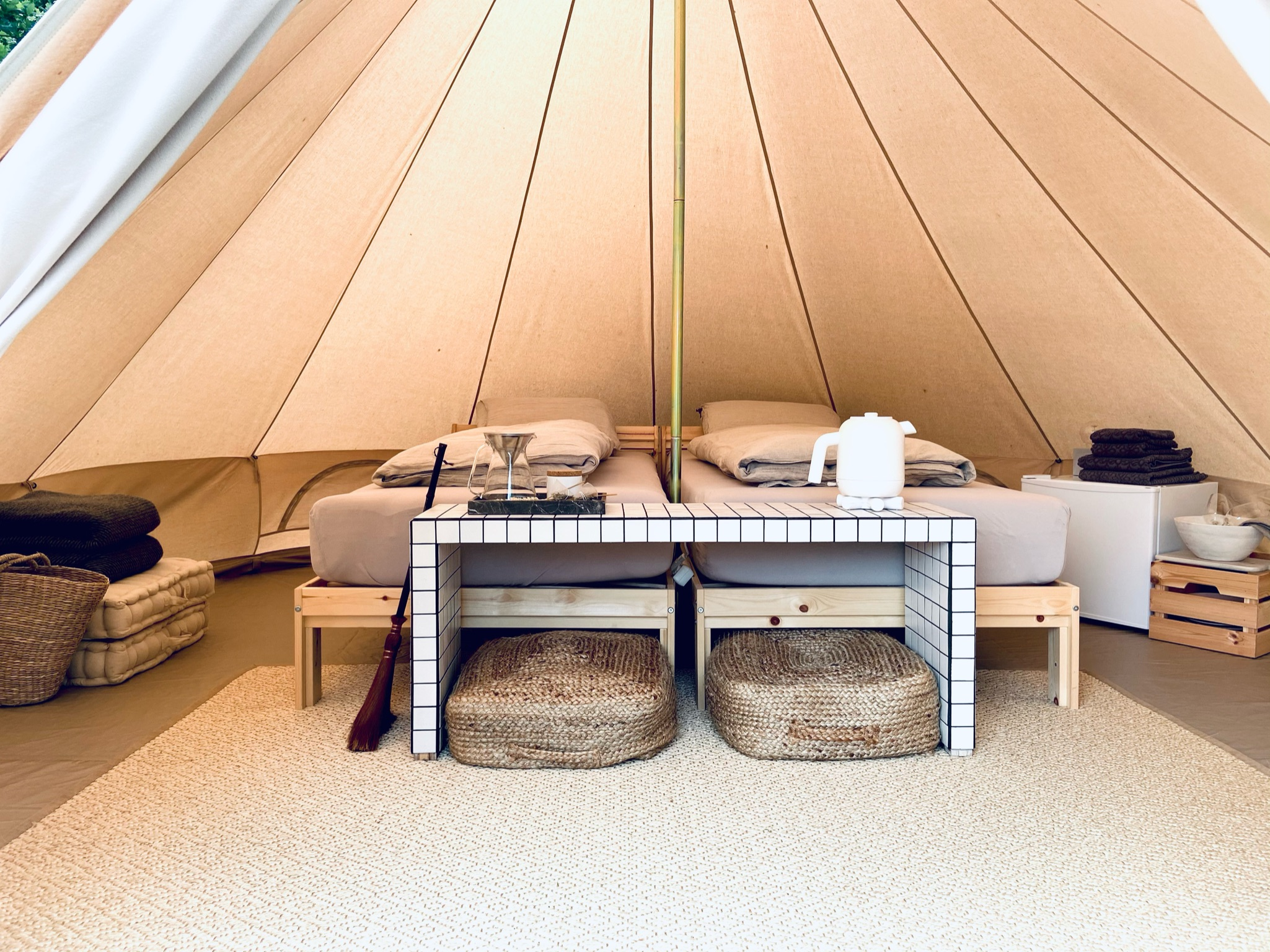 Glamping Maastricht